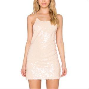 Revolve Sequin dress worn once!